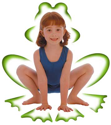 Yoga Poses For Kids Cards
