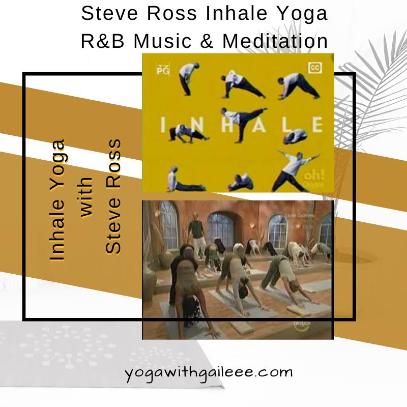 Steve Ross Happy Yoga  TV Inhale Program