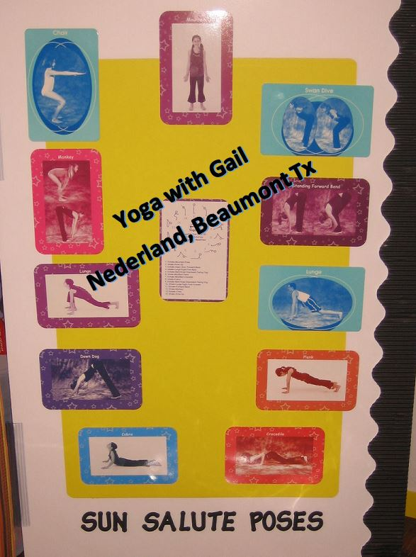 Using the YogaFit Kids Cards, I am demonstrating the Salute to the Sun yoga sequence. Very common sequence that you will see in group yoga classes. Not all instructors teach the sequence in this manner. Yoga near me 77701