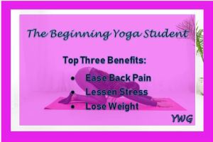 Top Three Yoga Benefits