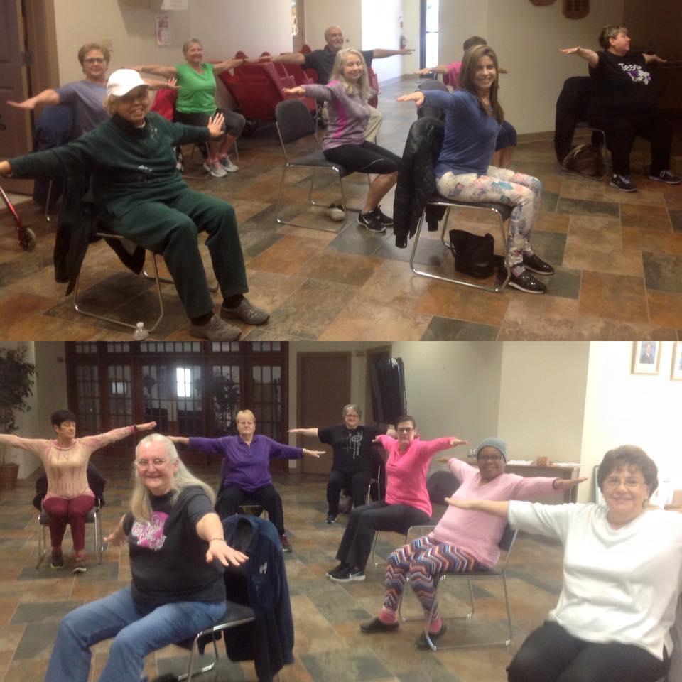 Multiple Sclerosis Yoga – Nederland/Beaumont Texas