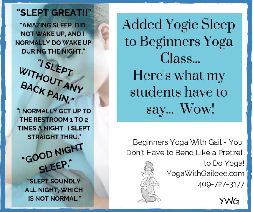 FB Yoga Sleep Yoga Nidra