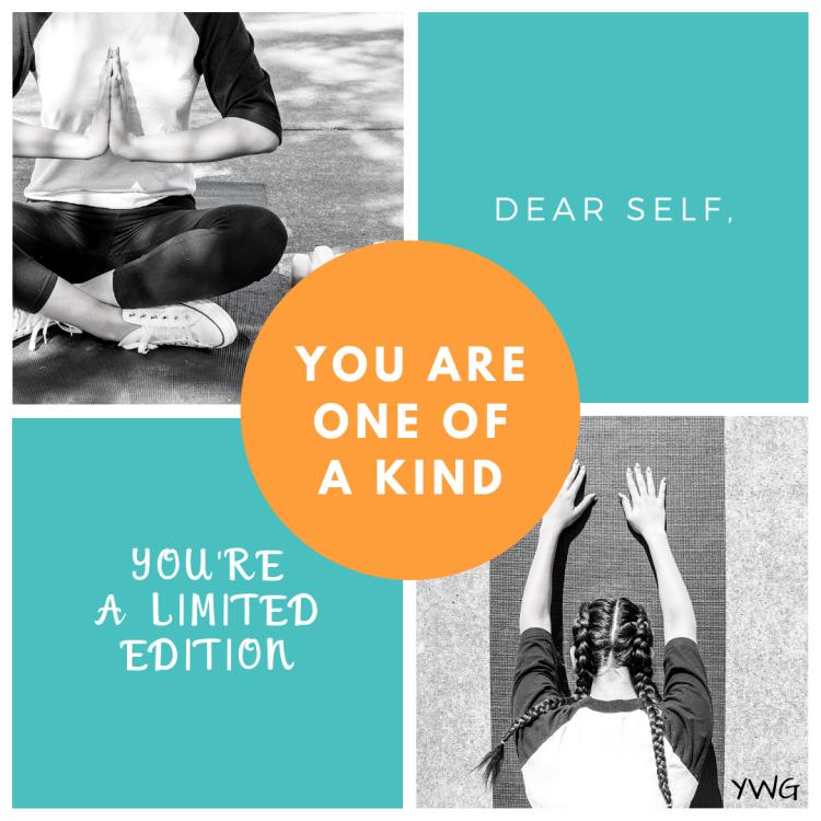 Dear Yoga Self