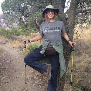 Gail Pickens-Barger, Yoga for Veterans Ambassador