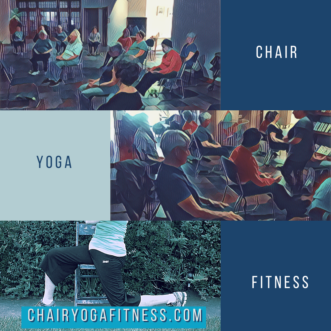 Chair Yoga Fitness – Nederland Texas