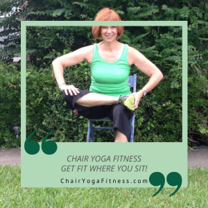 Chair Yoga Fitness