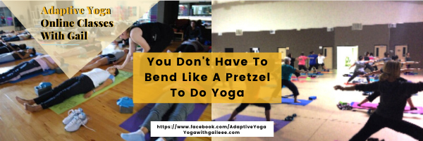 You Don't Have To Bend Like A Pretzel To Do Yoga!