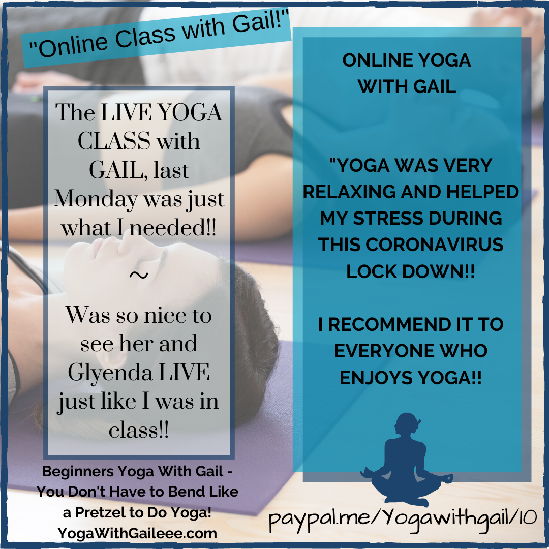 Online Classes with Gail