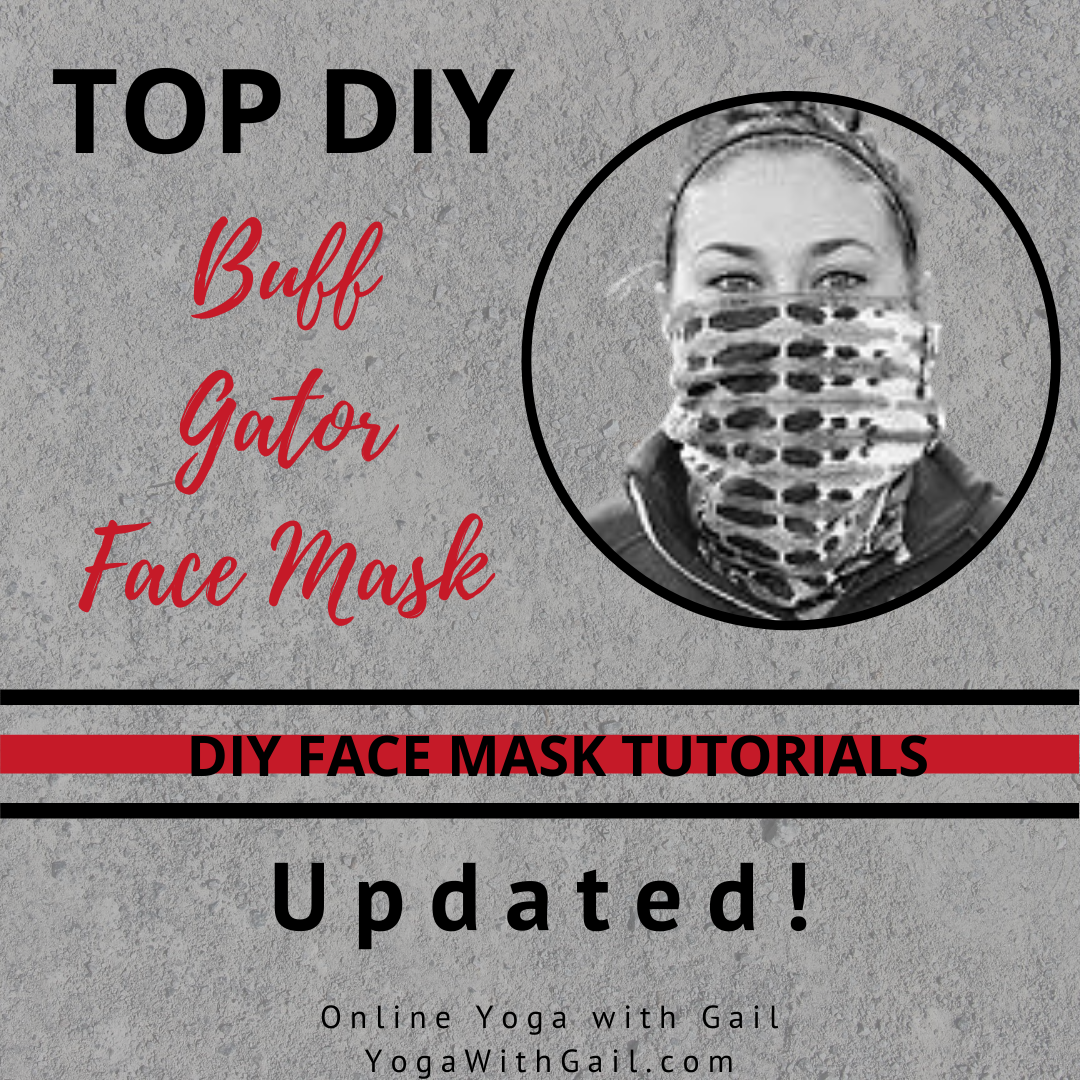 Top 12 Face Mask Covering Tutorials - Updated!