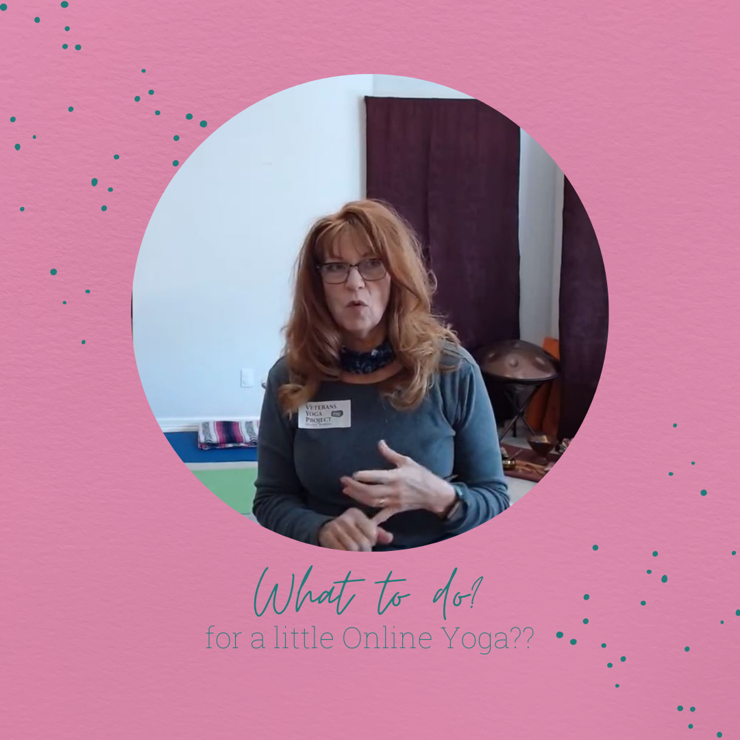 what-to-do Online Yoga with Gail Pickens-Barger