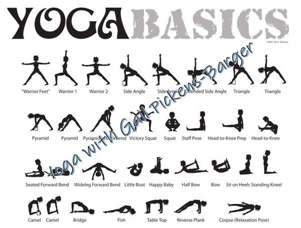 Secret to easing back pain? Shhh, it'syoga!